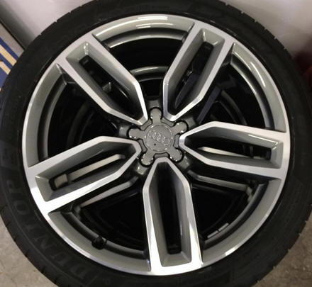 Audi Oem Wheels